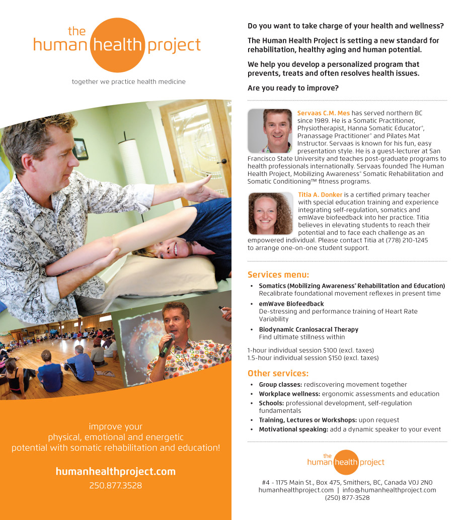 The Human Health Project